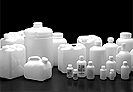 "Polyethylene base ""CleanContainers"" for high purity chemicals"